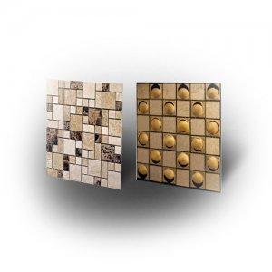 Стъклокерамична мозайка за баня