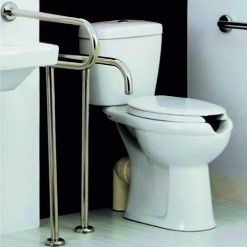 тоалетна чиния за инвалиди